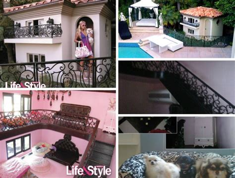 most expensive dog house in the world 10 most expensive and useless things celebrities buy paris hilton dog house alux com