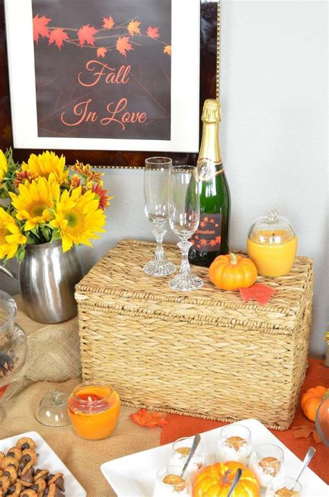 fall bridal shower decorating ideas 17 best images about seasons autum on