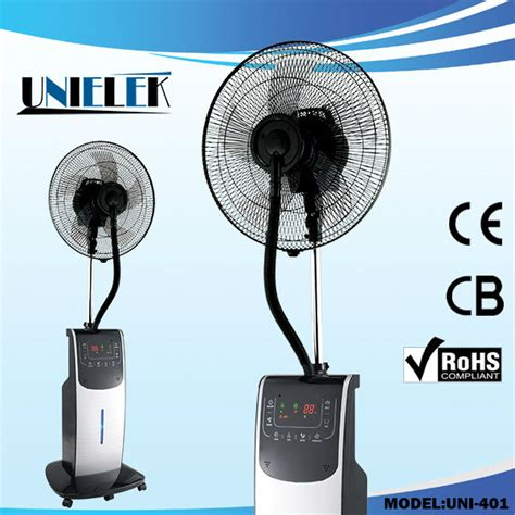 cold air fan walmart royal table installation water mist fan cooling stand air