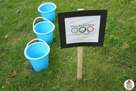 backyard olympic games for kids backyard olympic games water bucket olympics and backyard