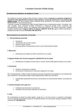 consolato generale d italia zurigo comunicazione ripresa delle attivit 224 didattiche