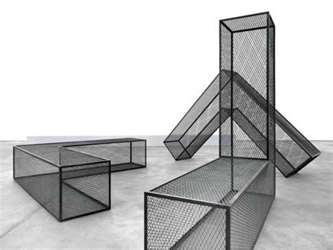 robert table ls steel mesh ls by robert morris moco loco