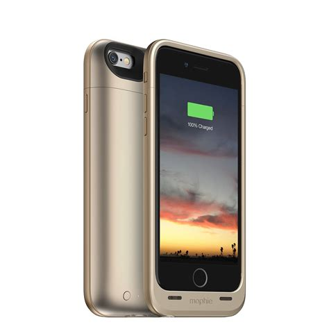 Iphone Air mophie juice pack air protective battery for apple iphone 6 6s 2750mah