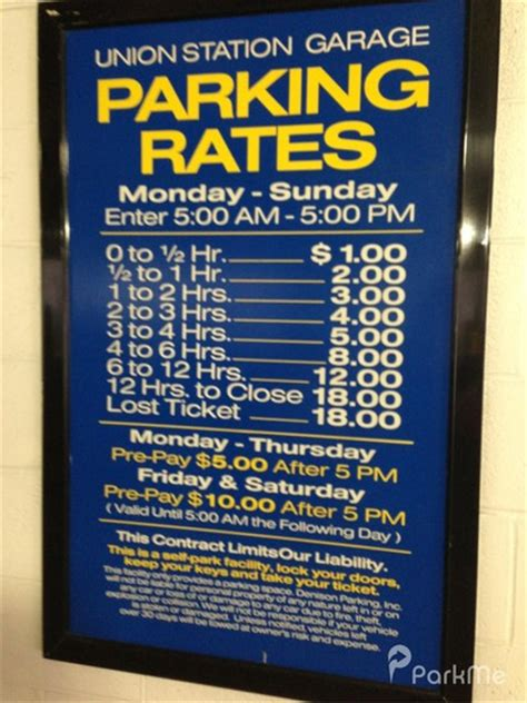 Pugh Parking Garage Rates by Union Station Parking Garage Parking In Indianapolis