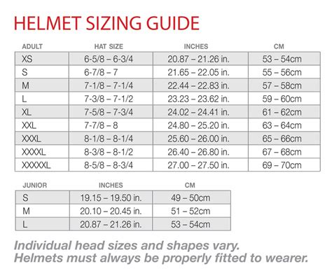 youth motocross helmet size chart helmet size chart scooter king of cali helmets and