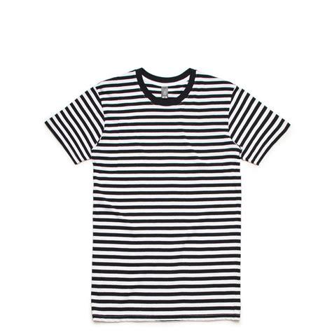 5028 staple stripe t shirts as colour
