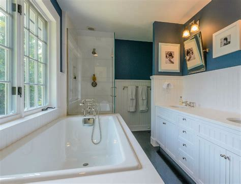 Navy Blue Bathroom Ideas Interior Design Ideas Home Bunch Interior Design Ideas