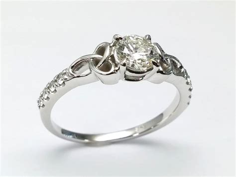 Celtic Engagement Rings by Celtic Engagement Rings From Mdc Diamonds Nyc