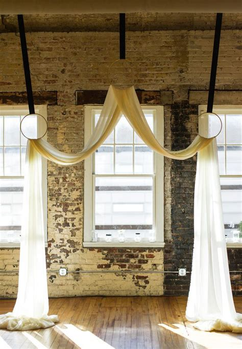 romantic alternative wedding backdrops home design