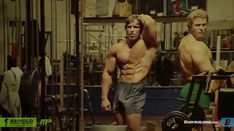 Wants Arnold To Free by Secrets Reveled Arnold Schwarzenegger Shows How He Trained