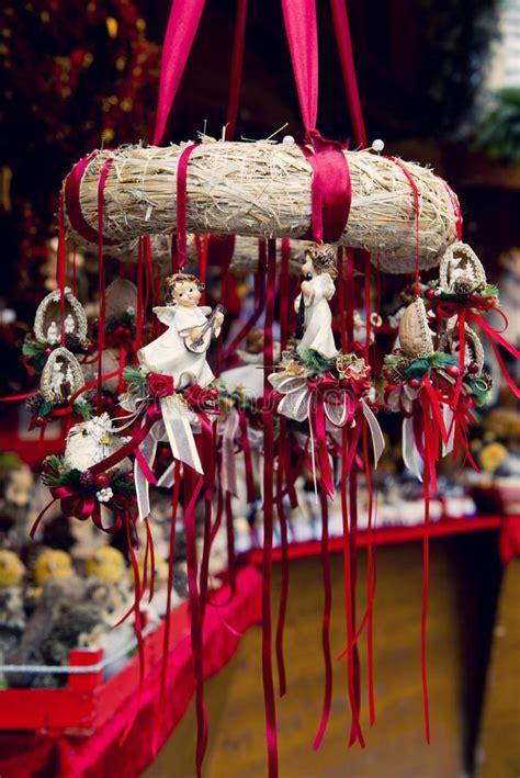 traditional german christmas decorations stock photo image  decorations bavaria