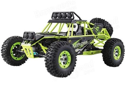 wltoys 12428 12423 1 12th 4 wd brushed crawler and