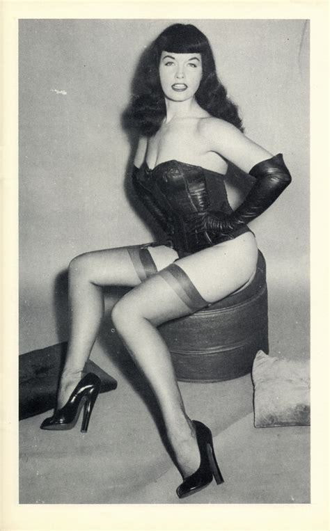 bettie page the notorious bettie page a starving artist