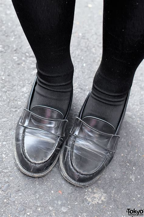 japanese loafers japanese school loafers tokyo fashion news