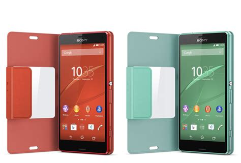 cover for the xperia z3 compact sony mobile uk