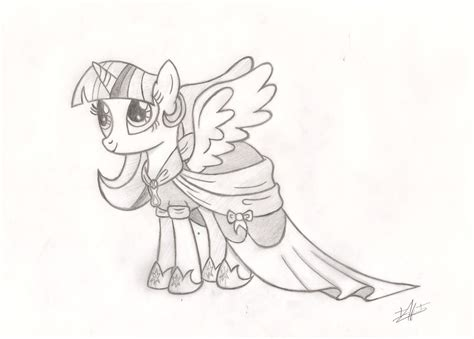how to draw an alicorn princess from my little pony princess twilight sparkle by ulisesdarklight on deviantart