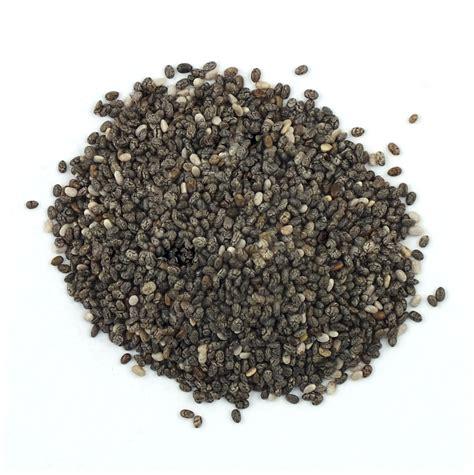 Chia Seed organic chia seeds real food source