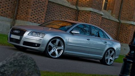 Audi A8 Tuning Bilder by Audi A8 D3 Tuning Youtube
