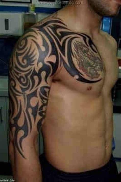 imagenes tatuajes hombro para hombres hombro tribal modaellos com