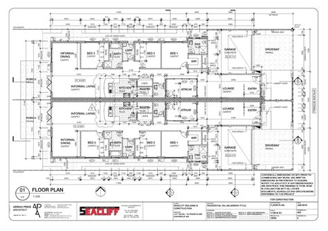 technical floor plan technical drawing floor plan best free home design