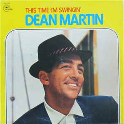 swing dean martin dean martin orchestra conducted by nelson riddle this