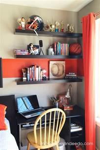 desk for bedrooms teenagers boy bedroom reveal landeelu