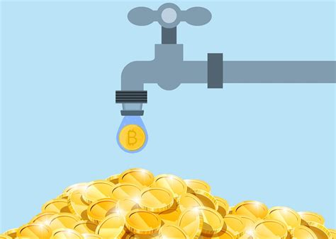 tentang faucet crypto currency