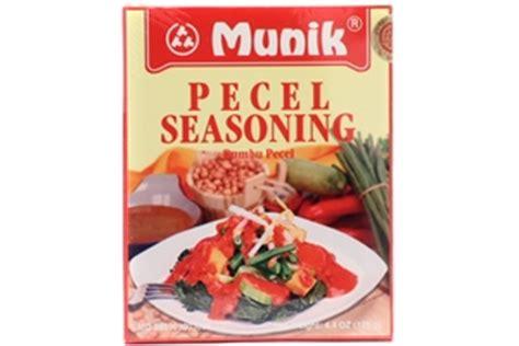 munik bumbu pecel pecel seasoning 4 4oz 8994196101042