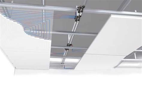 In Ceiling Heating Systems by Zehnder Nestsystems Radiant Conditioning Zehnder Uk