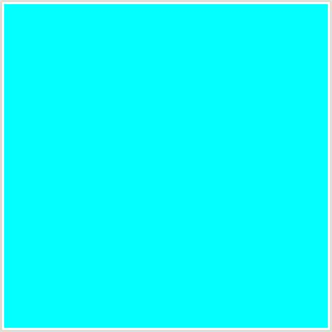 what color is cyan 03ffff hex color rgb 3 255 255 cyan light blue