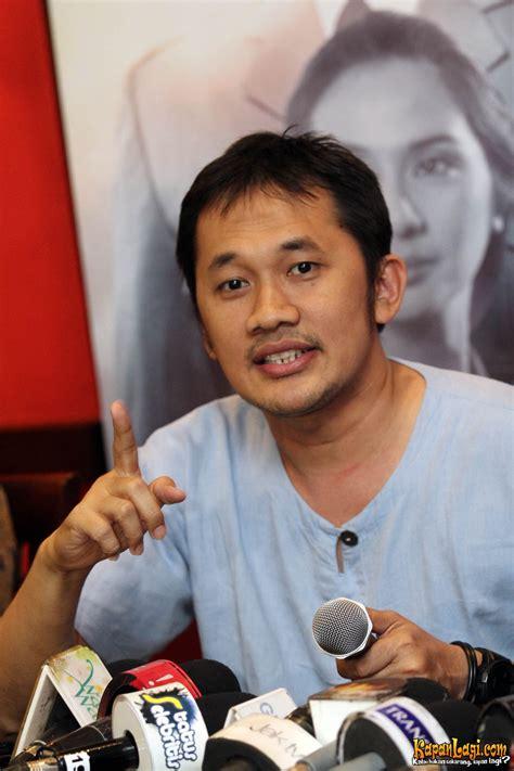 hanung bramantyo beberkan kronologi ide film soekarno penuhi panggilan polisi hanung buktikan tak kebal hukum