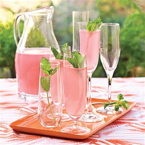 Wedding Shower Recipe Ideas: Sparkling Punch   Wedding
