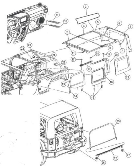 jeep oem parts diagram oem jeep oem parts