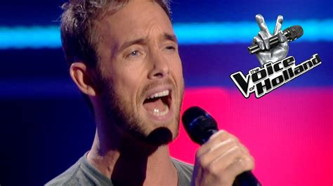 Blind Voice Charly Luske This Is A Man S World The Blind Auditions