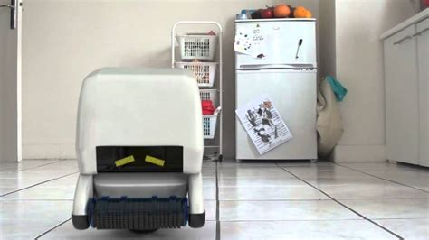 Kitchen Wall by Cleaning Robot Animation Wmv Youtube