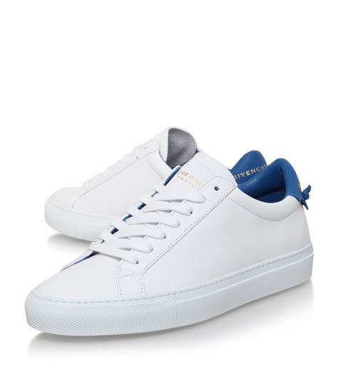 s givenchy sneakers givenchy knot sneaker in white lyst