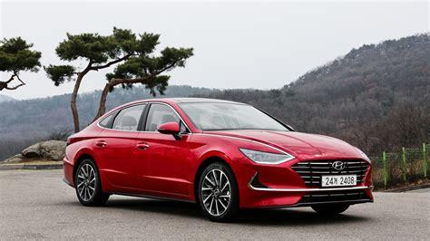 2020 Hyundai Sonata by Drive Review 2020 Hyundai Sonata Doubles On