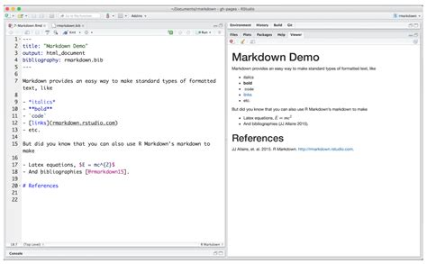 github markdown tutorial basic workflow