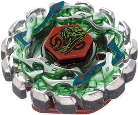 L A Rex beyblade poison serpent sw145sd bb69 metal fusion 4d