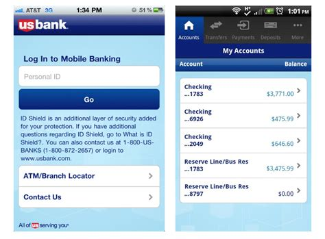 us bank app for android u s bank releases new mobile banking apps mybanktracker