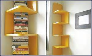 innovative corner bookshelves ideas for the stylish rooms at home advice for your home decoration