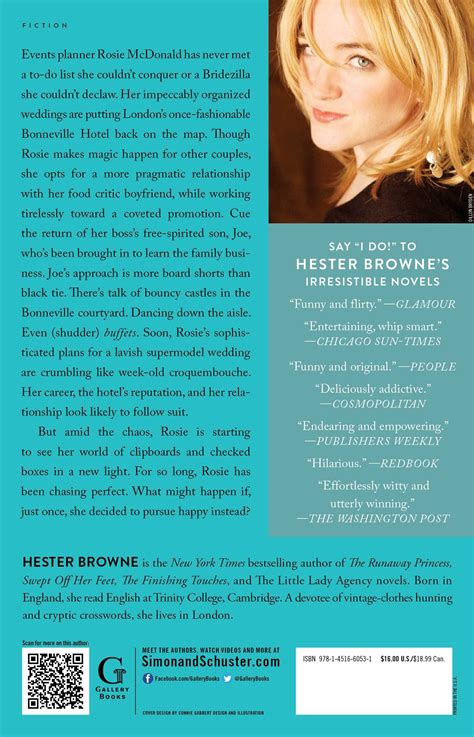 Author Hester Browne by Honeymoon Hotel Book By Hester Browne Official