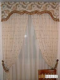 mantovane per finestre 1000 images about mantovane on valances swag