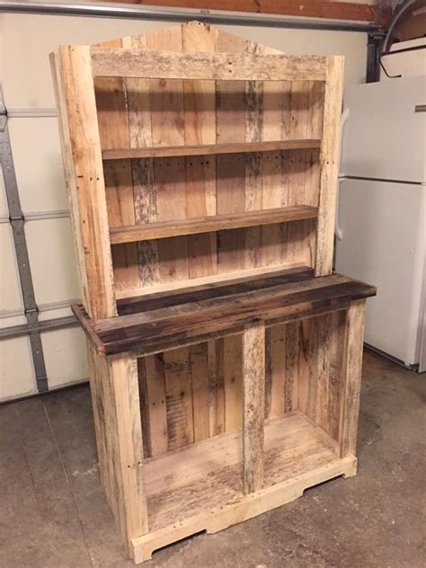 kitchen hutch furniture pallet kitchen hutch