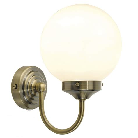 switched bathroom wall lights bar0775 barclay antique brass switched bathroom wall light