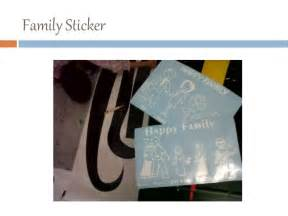 Stiker Nama Pesan 0858 7133 6000 indosat stiker mobil keluarga pesan stiker family