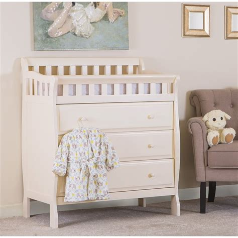 on me changing table white on me changing table in white 602 fw