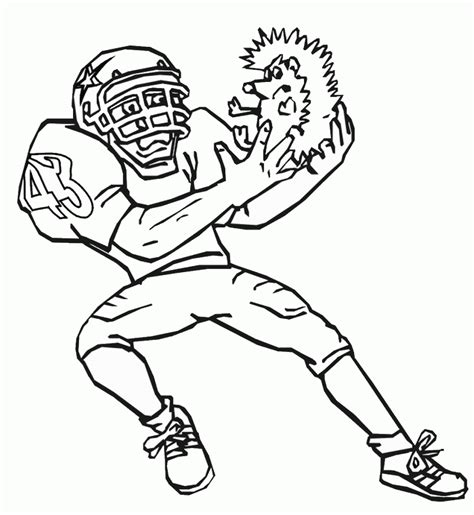 printable coloring pages football free printable football coloring pages for kids best