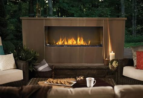 napoleon galaxy outdoor gas fireplace s gas