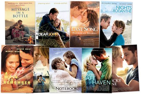 film love by the book the films of nicholas sparks ranked vanity fair